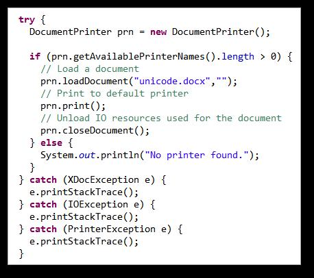 Gnostice XtremeDocumentStudio Java - Java SE/EE document