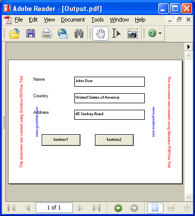 Use Visual Studio To Create And Design PDF Forms AcroForms Documents