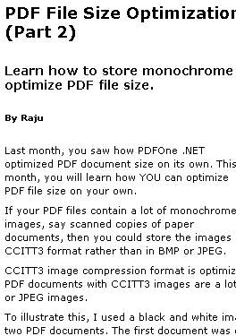 optimizing pdf file size online