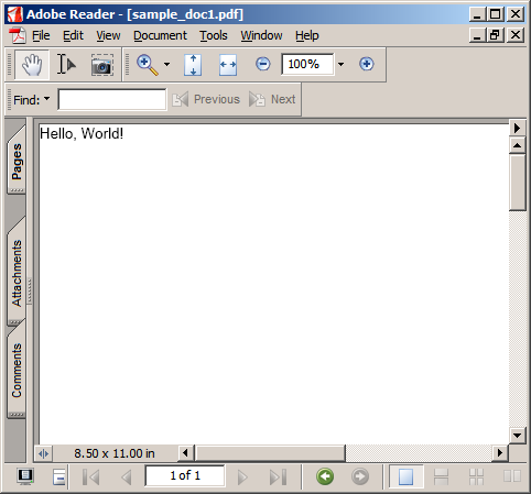 How to Read and Write PDF Files in Java