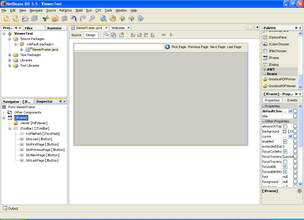 How To Create a Java PDF Viewer In A Snap