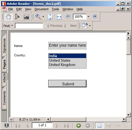 net pdf form