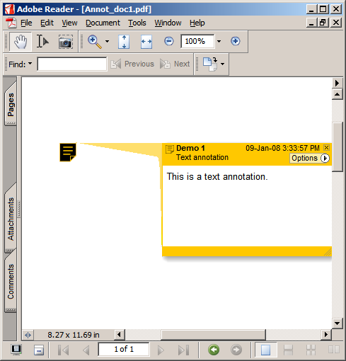 How To Create And Edit Annotations In PDF Documents Using Java