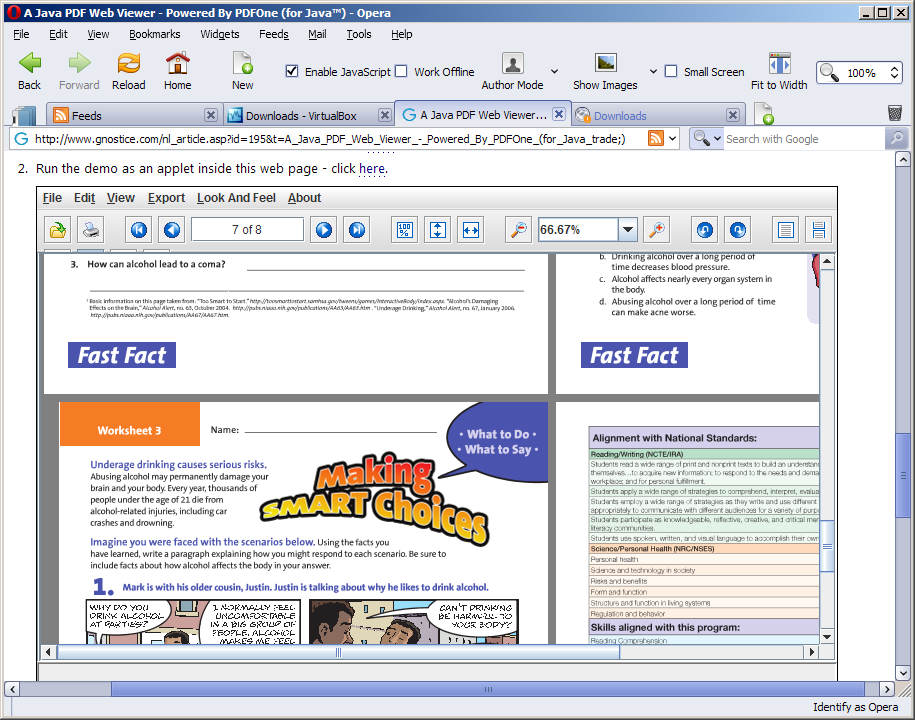 a java pdf web viewer powered by pdfone for java