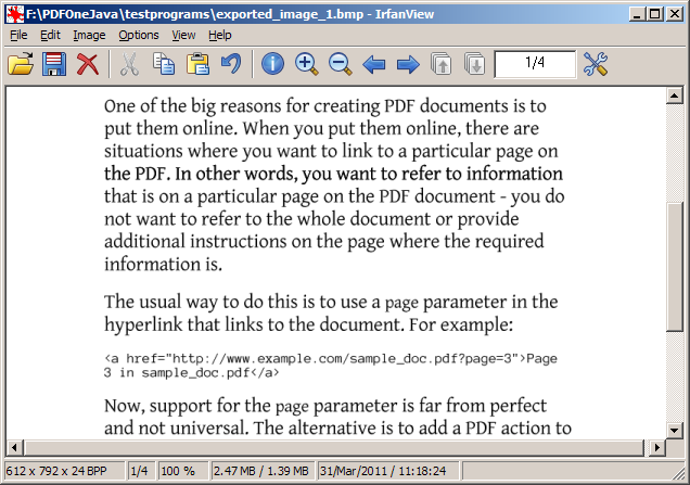 check pdf for embedded fonts