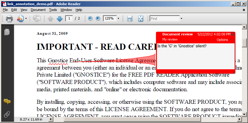 How To Create And Edit PDF Annotations In  NET