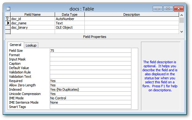 How to save and retrieve PDF documents to and from a database using C#